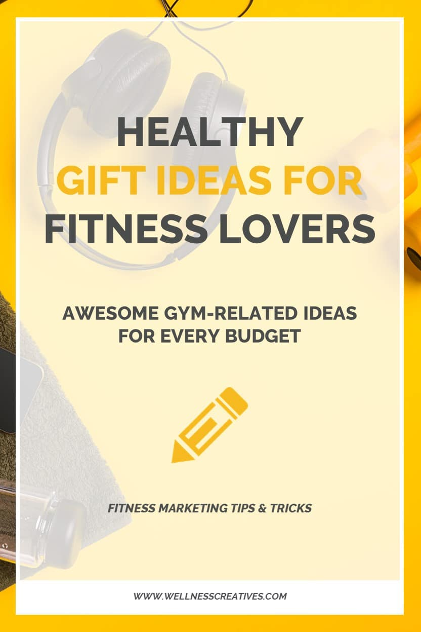 Healthy Gifts For Fitness Lovers Pinterest