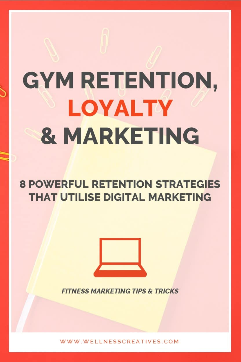 gym member retention strategies pinterest