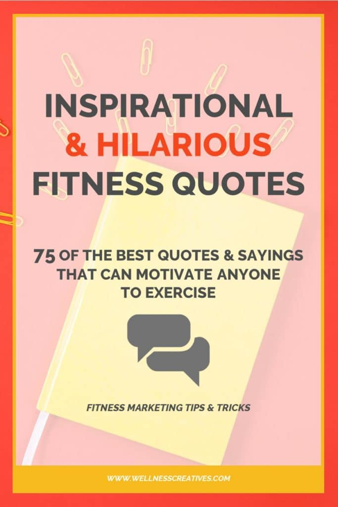 Funny Inspirational Fitness Quotes Pinterest