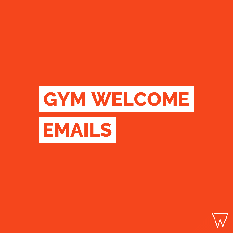 Welcome Email Template | A Simple But Effective Gym Welcome Email Template How To