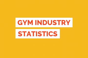 Gym Market Statistics Tile