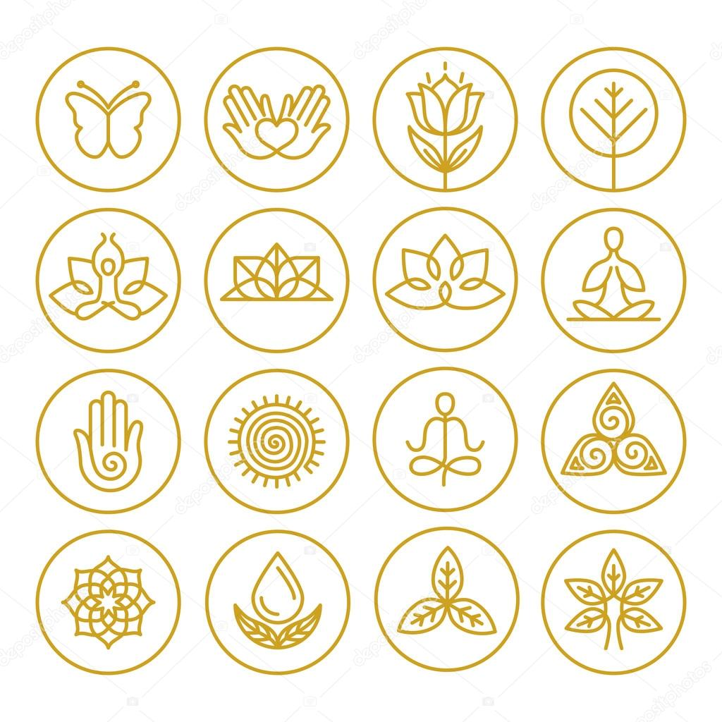 Yoga Emblems
