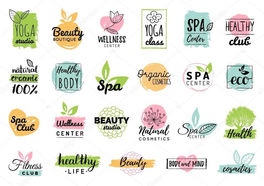 Spa Retreat Logo Designs