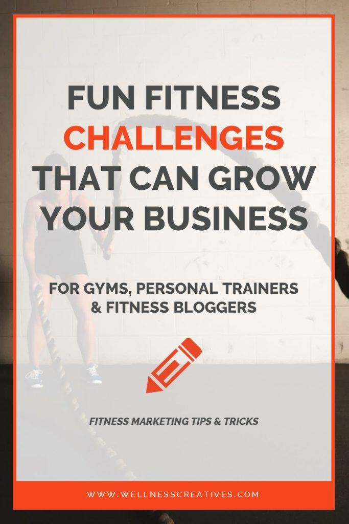 Fitness Challenges Pinterest