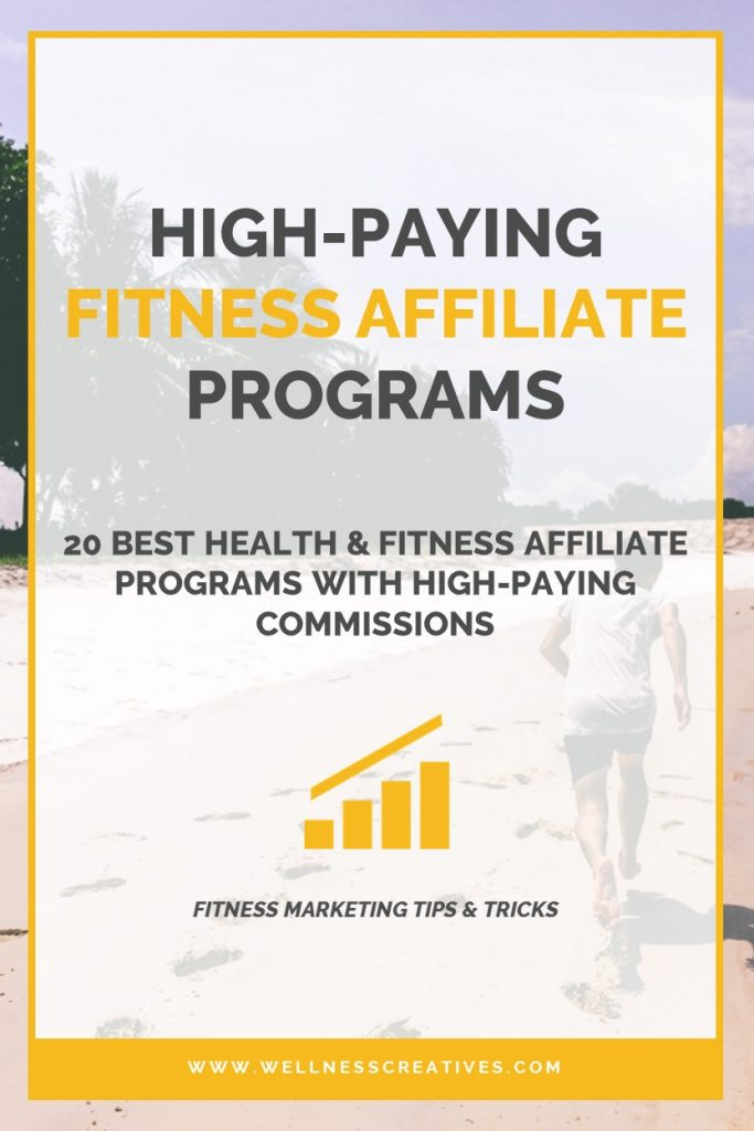 Best Health & Fitness Affiliate Programs