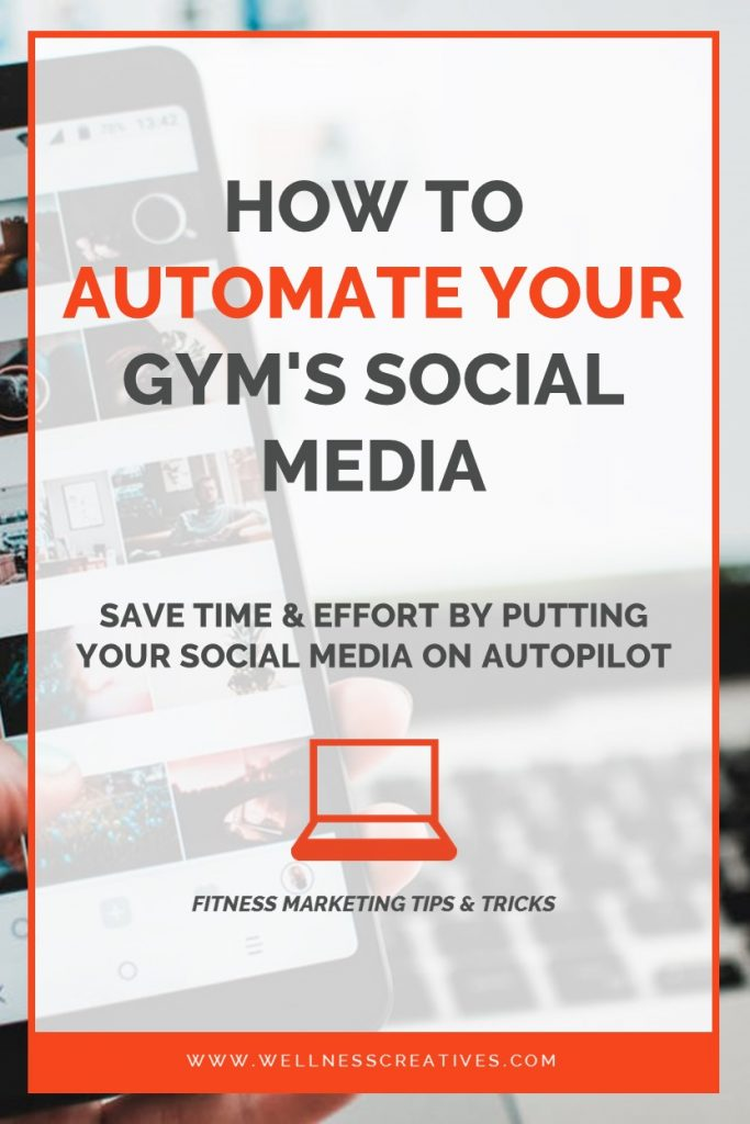 Gym Social Media On Autopilot