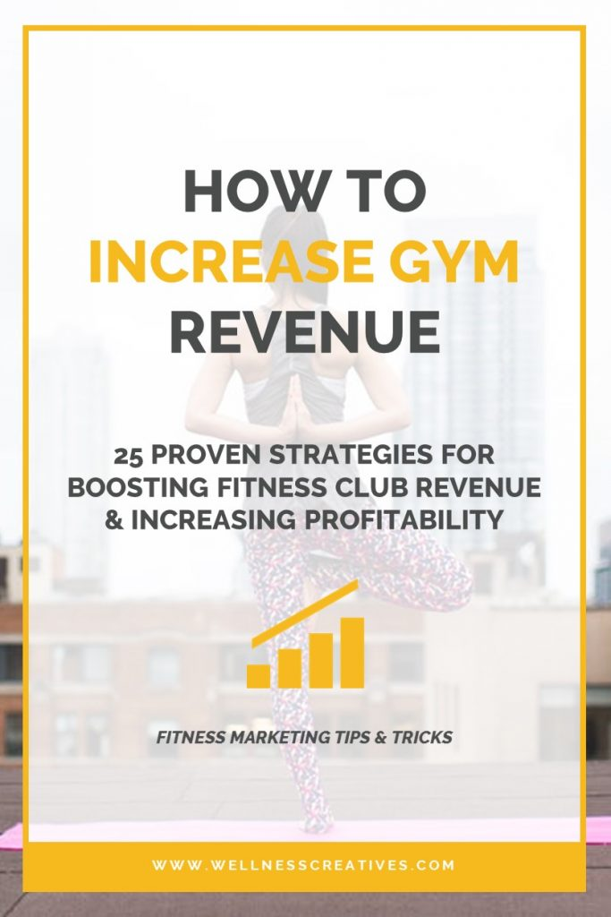 How To Increase Gym Revenue Tips