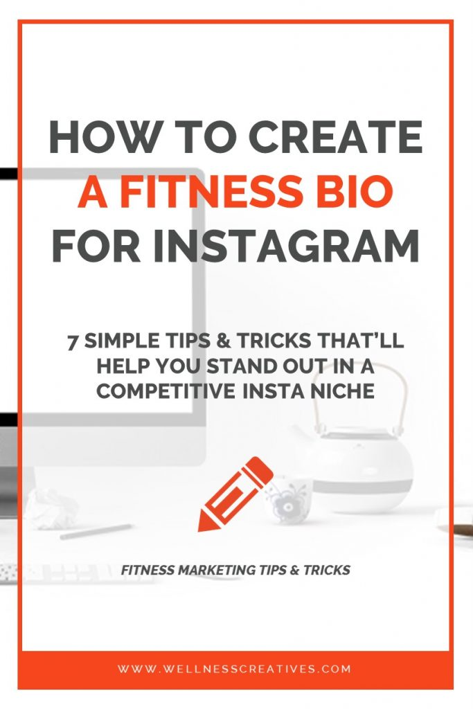 Creating A Killer Fitness Bio For Instagram [7 Simple Tips