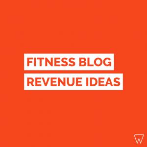 Make Money Fitness Blog Tile