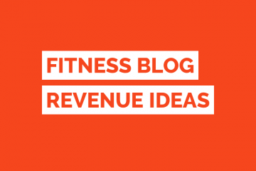 Make Money Fitness Blog Tile