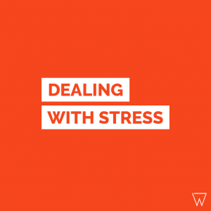 Dealing With Stress Overwhelm Tile