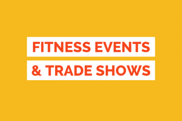 Fitness Expo Events Tile