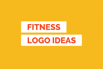 Fitness Logo Ideas Tile