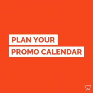 Плитка календаря фитнес-маркетинга