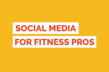 Social Media For Fitness Professionals Tile