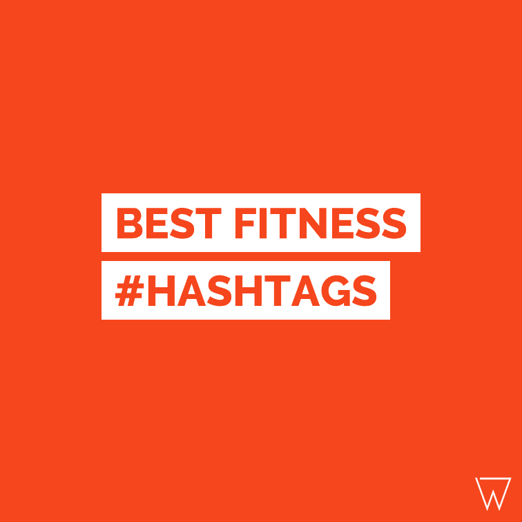 Top Fitness Hashtags Instagram Tile