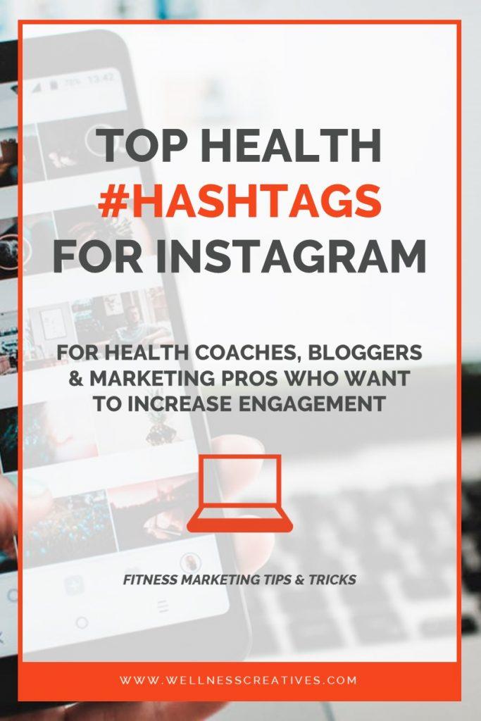 Top Healthy Hashtags Pinterest