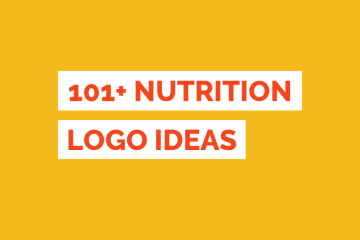 Nutrition Logo Ideas Tile