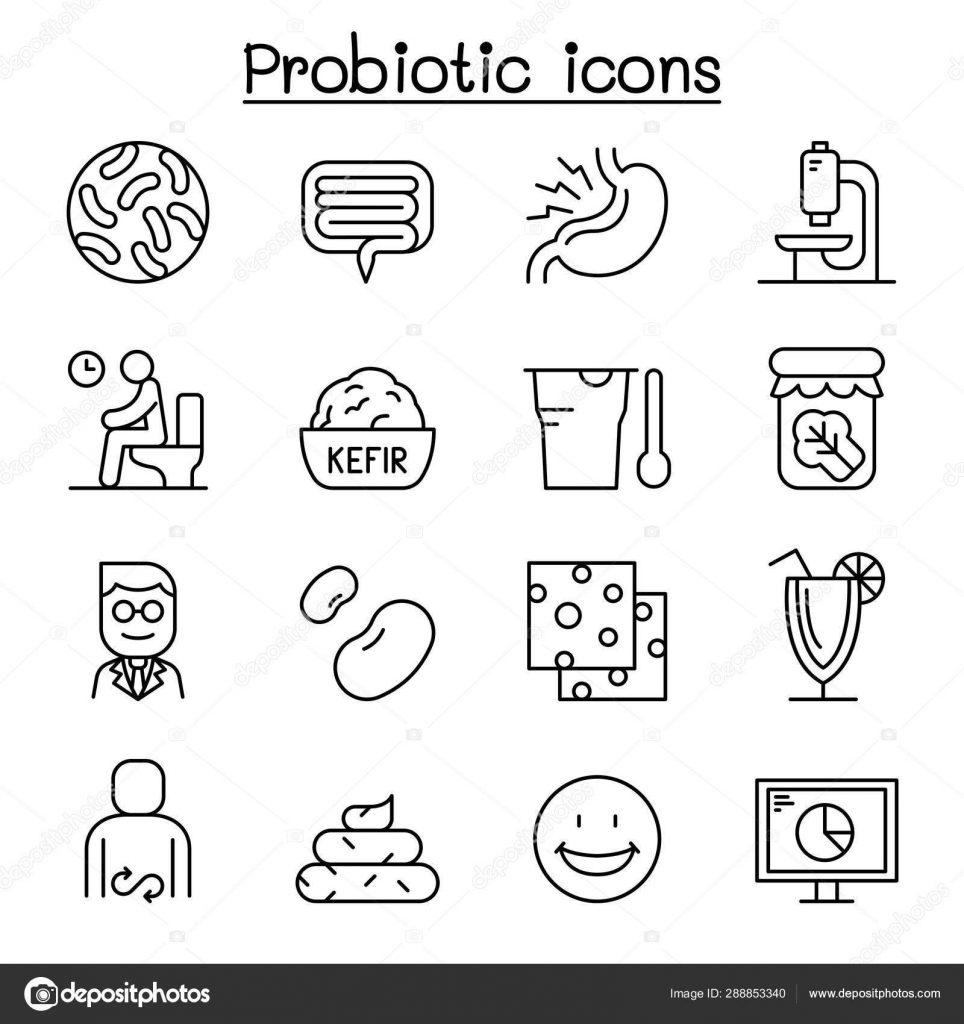 Probiotics logo ideas