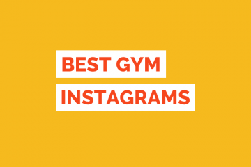 Best Gym Instagram Accounts