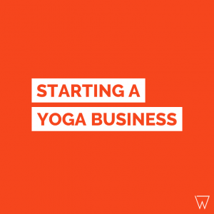 Start a Yoga Business Tile