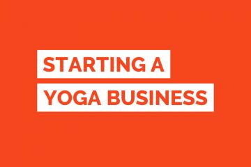 Start a Yoga Business Tile