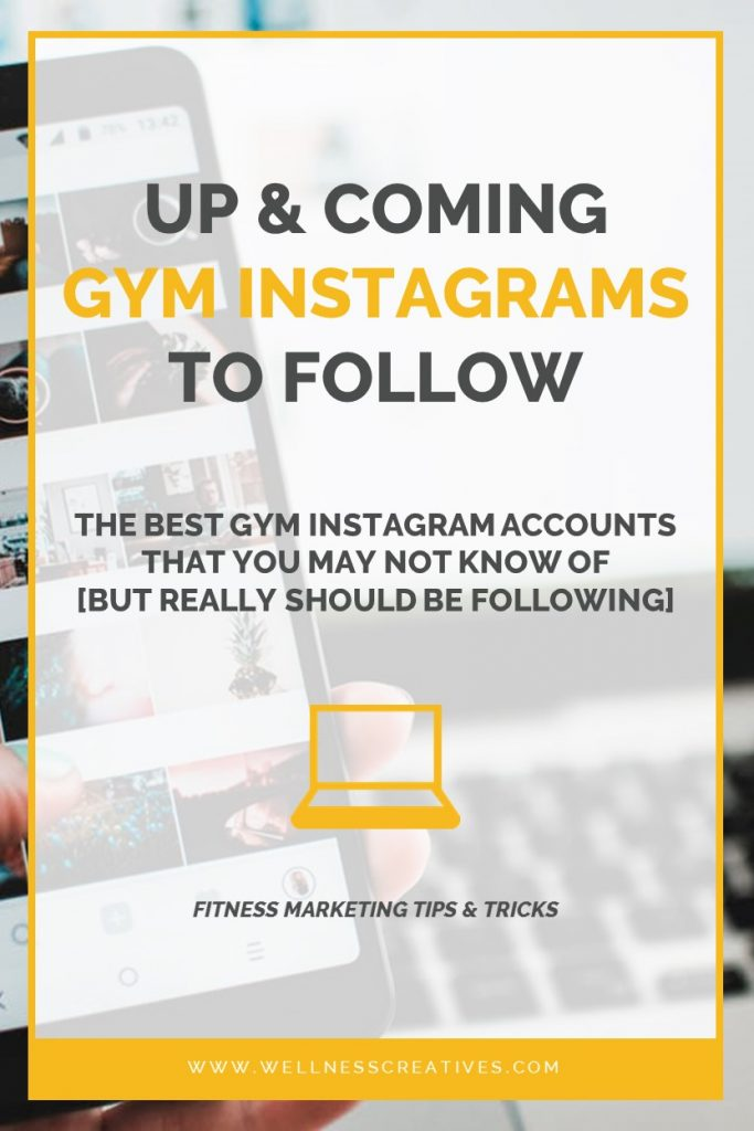 Top Gym Instagrams To Follow