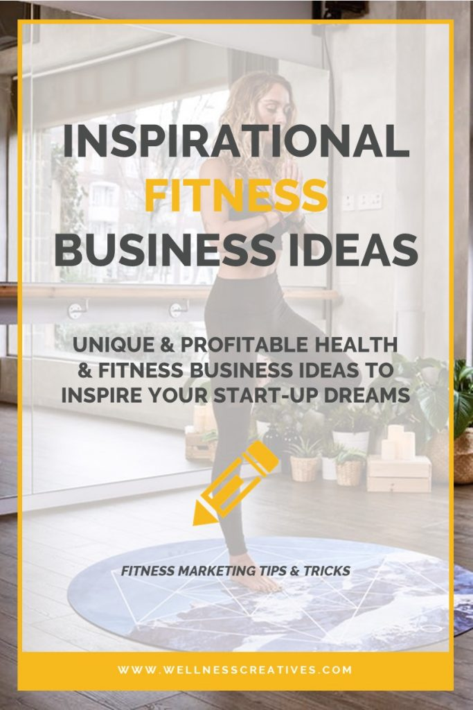 Health Fitness Business Opportunities