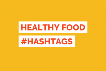 Healthy Food Hashtags