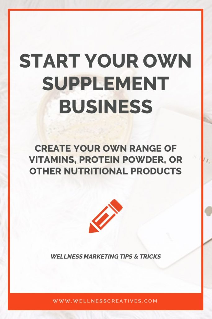 Private Label Supplement Companies