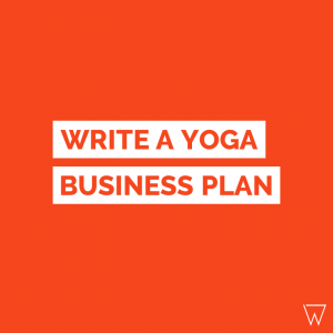 Yoga Business Plan