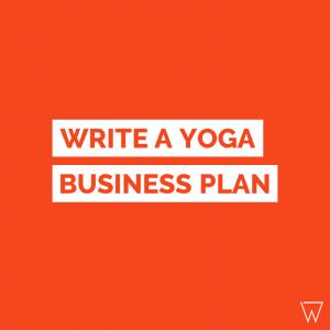 Yoga Business Plan
