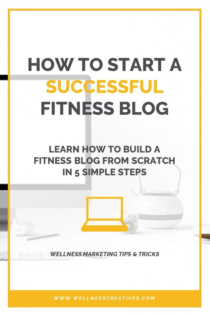 Fitness Website Startup Guide