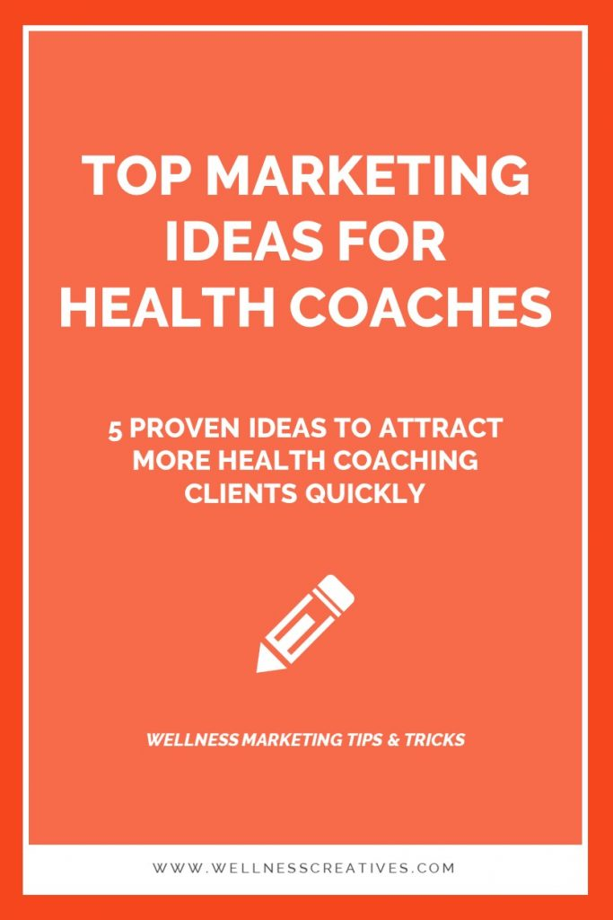 Marketing for Health Coaches