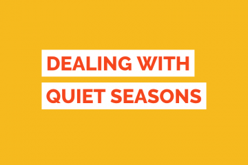 Deal With Quiet Times Seasons