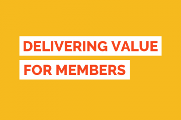 Delivering Value Gym Members Online