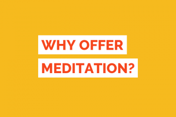 Offer Meditation Gym