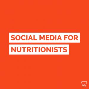 Social Media Nutritionists Dietitians