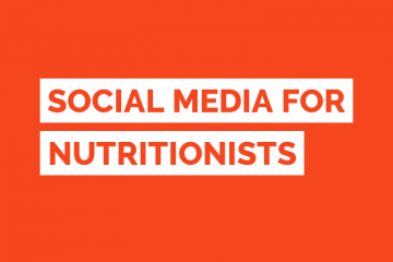 Social Media Nutritionists Dietitians