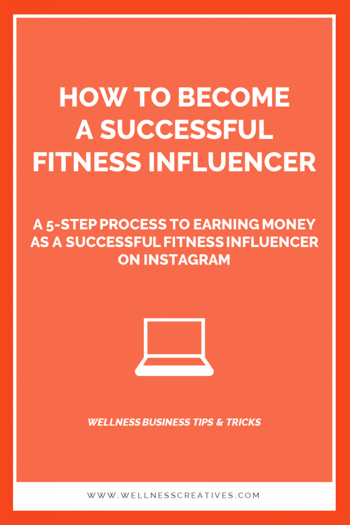 how to become a fitness influencer on instagram
