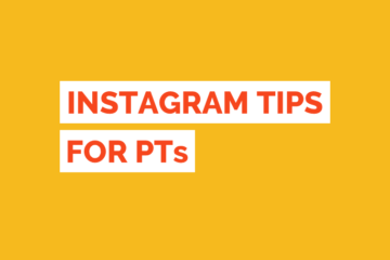 Instagram For Personal Trainers