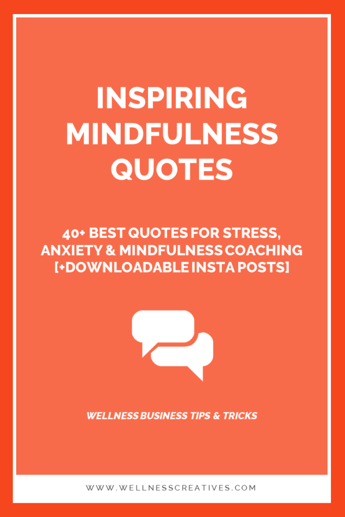 Mindfulness Quotes Images Pinterest