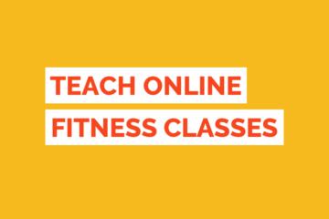 Teach Fitness Online