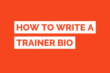 Personal Trainer Bio