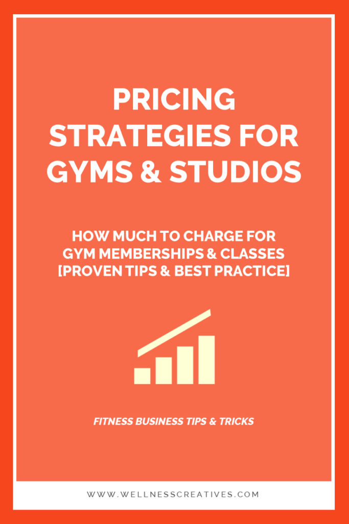 Gym Membership Pricing Strategies For Fitness Clubs Studios