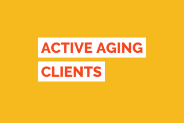Personal Training Older Adults