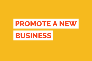 Promote New Fitness Business